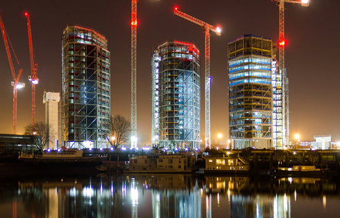 London's tall building boom set to continue